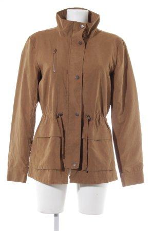 Only Veste safari marron clair-brun sable style décontracté