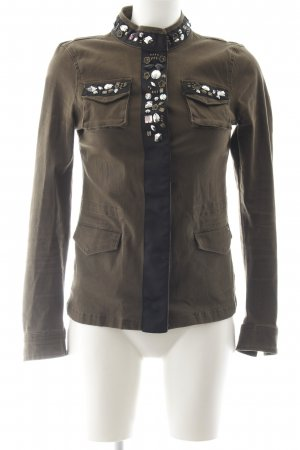 Only Safari Jacket olive green-black casual look