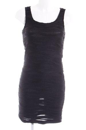 Only Schlauchkleid schwarz Elegant