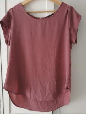 Only shirt/ bluse altrosa Gr. 49