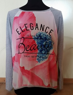 Only Camiseta estampada multicolor