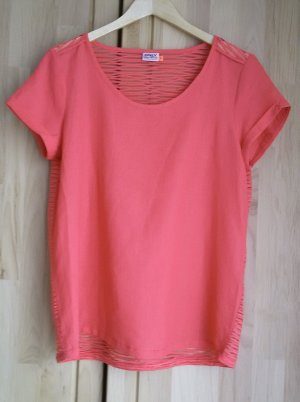 ONLY Shirt Farbe Hellrot Gr. 38