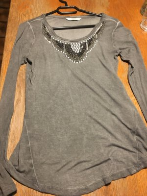 Only Shirt grau