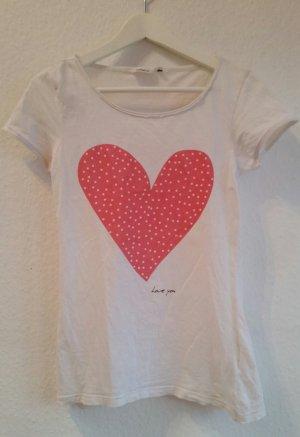 ☆ Only Shirt mit Herz ☆
