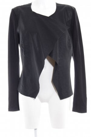 Only Chaqueta estilo camisa negro look Street-Style