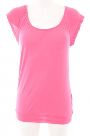 Only Shirttunika pink Casual-Look