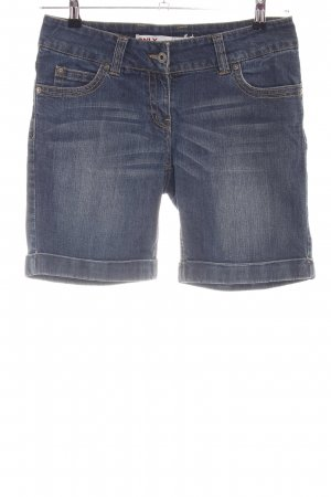 Only Short blauw casual uitstraling