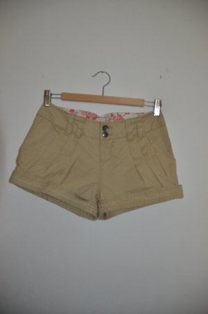 ONLY Shorts beige Gr. 34