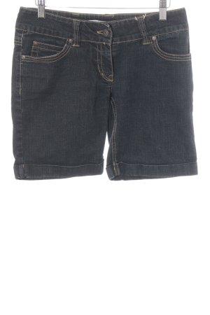 Only Shorts dunkelblau Beach-Look