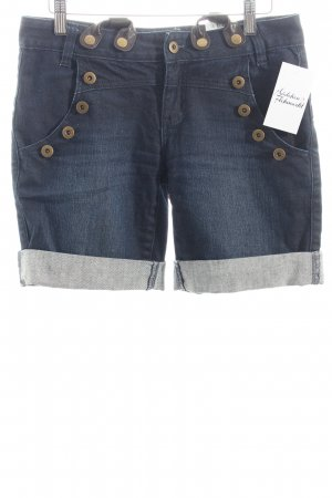 Only Shorts dunkelblau Casual-Look