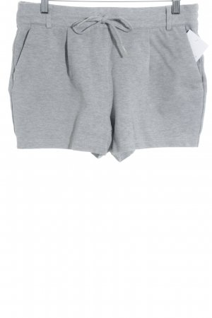 Only Shorts hellgrau Casual-Look