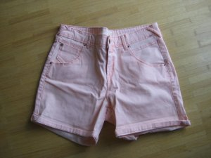 Only Short Trousers apricot cotton