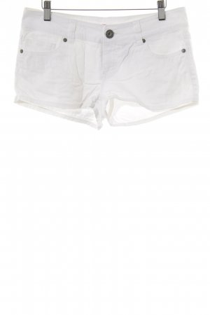 Only Shorts bianco stile spiaggia