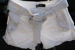 Only Shorts blanco Algodón