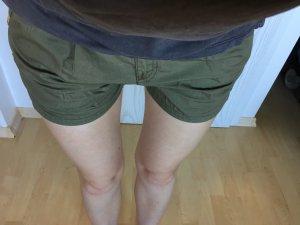 Only Shorts XS khaki