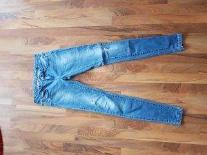 Only Jeans skinny azzurro
