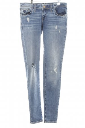 Only Skinny Jeans neonblau Casual-Look