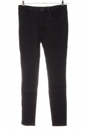 Only Skinny jeans zwart casual uitstraling