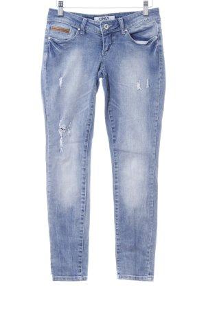 Only Skinny Jeans blassblau Urban-Look