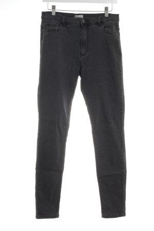 Only Skinny Jeans dunkelgrau Casual-Look