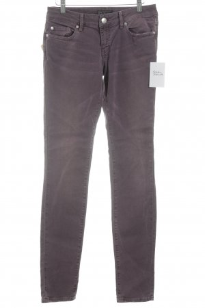 Only Skinny Jeans graulila Casual-Look