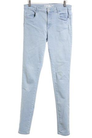 Only Skinny Jeans hellblau Casual-Look
