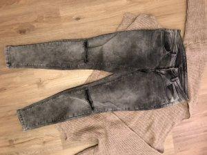 Only skinny Jeans in grau