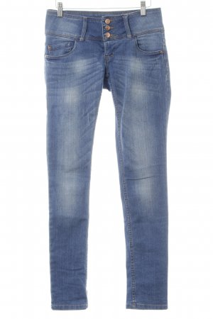 Only Skinny jeans korenblauw casual uitstraling