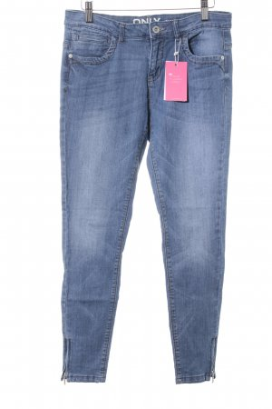 Only Skinny Jeans stahlblau Casual-Look