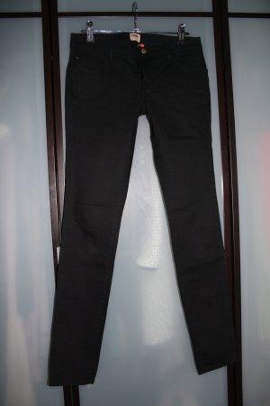 ONLY Skinny low Liva Jeans Schwarz Gr.S