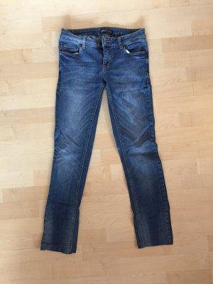 Only skinny röhrenjeans blau Jeans
