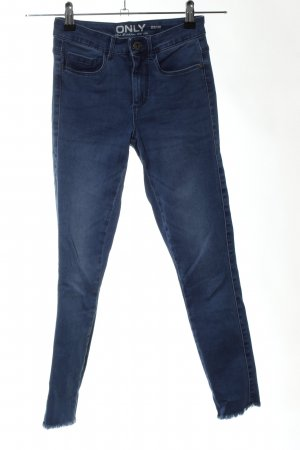 Only Jeans slim fit blu stile casual