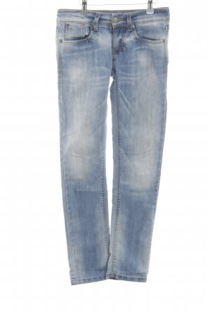 Only Slim jeans neon blauw casual uitstraling