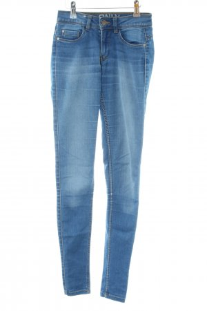 Only Slim jeans blauw casual uitstraling