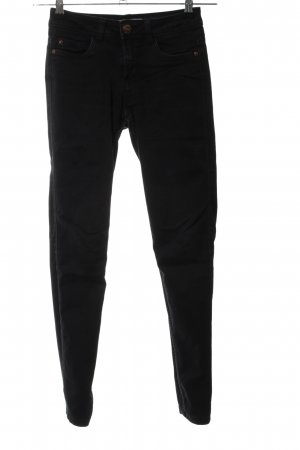 Only Jeans slim fit nero stile professionale