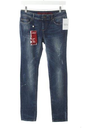 "Only Slim Jeans ""Thalia"" dunkelblau"