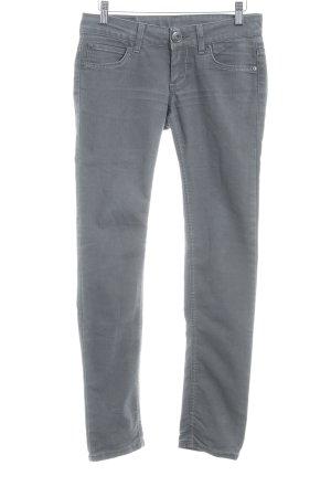Only Slim Jeans dunkelgrau Casual-Look
