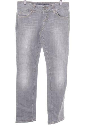 Only Slim Jeans grau Casual-Look