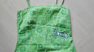 Only, Sommerkleid, apfelgrün, Größe 36