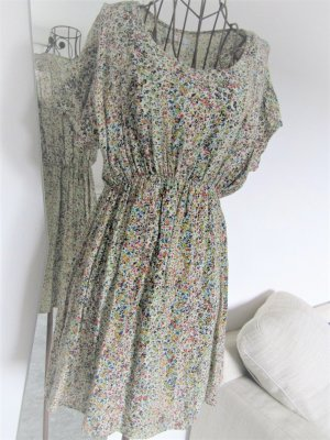 Only Hippie Dress multicolored viscose