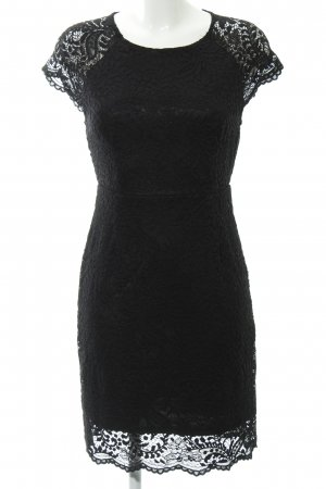 Only Lace Dress black romantic style