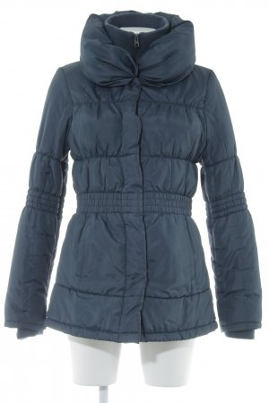 Only Steppjacke dunkelblau Casual-Look