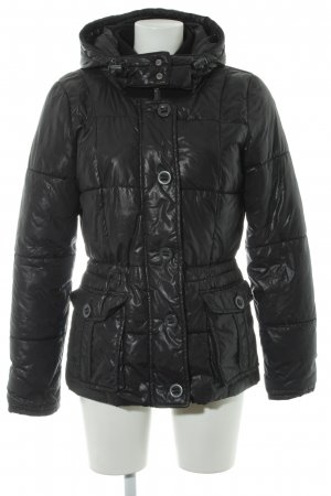 Only Steppjacke schwarz Casual-Look