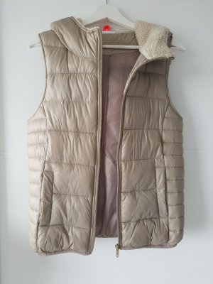 Only Gilet matelassé multicolore