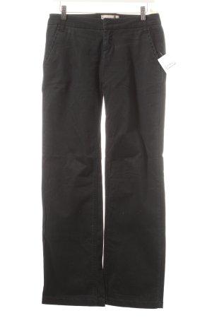 Only Stoffhose dunkelblau Street-Fashion-Look