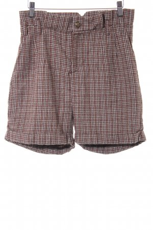 Only Stoffhose Karomuster Casual-Look