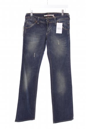 """Only Straight-Leg Jeans """"Aisha"""" dunkelblau"""