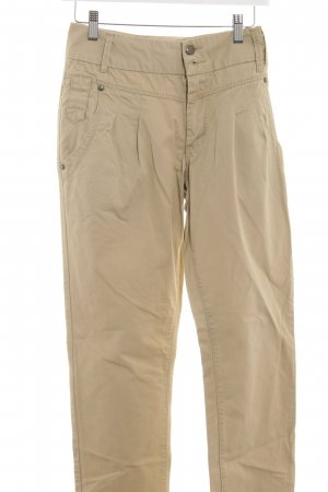 Only Straight-Leg Jeans beige Casual-Look