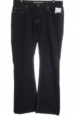 Only Straight Leg Jeans blue casual look