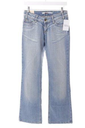 "Only Straight-Leg Jeans ""CREW"" hellblau"